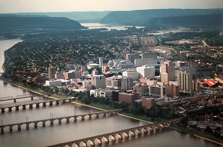 На АЭС в Харрисбурге произошла самая большая ядерная авария в США. Фото: socphoto.com