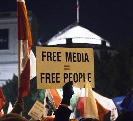 Freedom House предрекает свободе СМИ «темные горизонты»