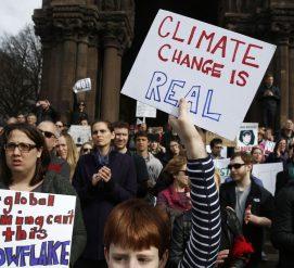 В Вашингтоне на митинг выйдут ученые