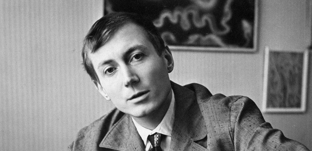 Евгений Евтушенко в 1950-х. Фото meduza.io