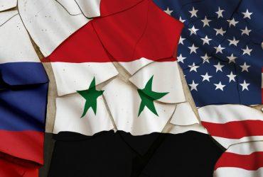 Россия отказалась сотрудничать с США в воздухе над Сирией