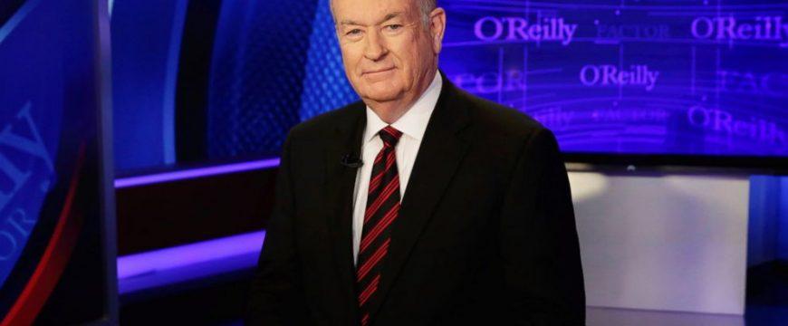 Билл О'Рейли вел свою программу с 1996 года. Фото: abcnews.go.com