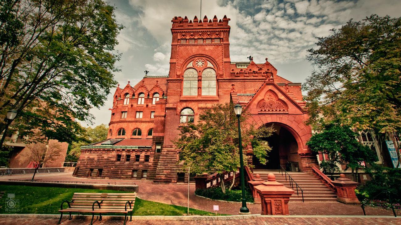 Пенсильванский университет. Фото: upenn.edu