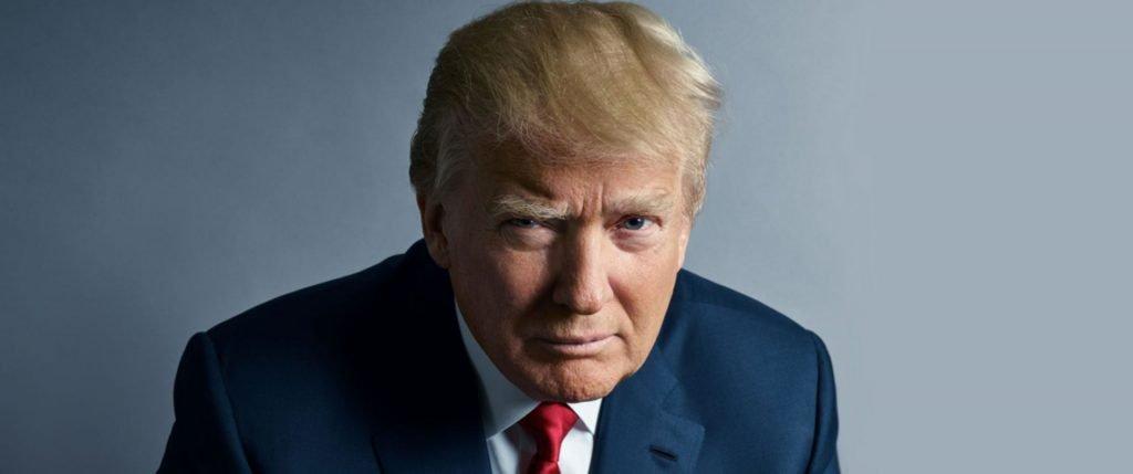Дональд Трамп не очень популярен у народа. Фото pre-party.com.ua