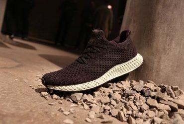 Adidas запустила массовое производство кроссовок на 3D-принтере