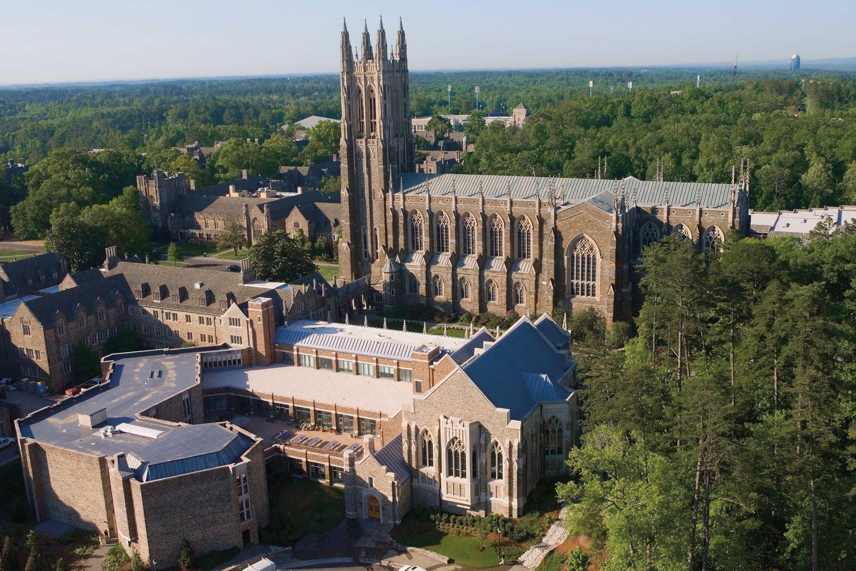 Университет Дьюка. Фото: duke.edu