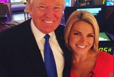 Любимая ведущая Трампа стала пресс-секретарем Госдепартамента