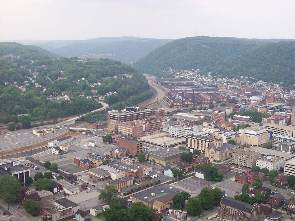 В Джонстауне живет 25% немцев. Фото: drug-rehab-pennsylvania.com