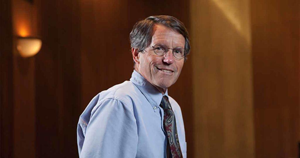 Калифорнийский судья Уильям Оррик. Фото: bluelivesmatter.blue