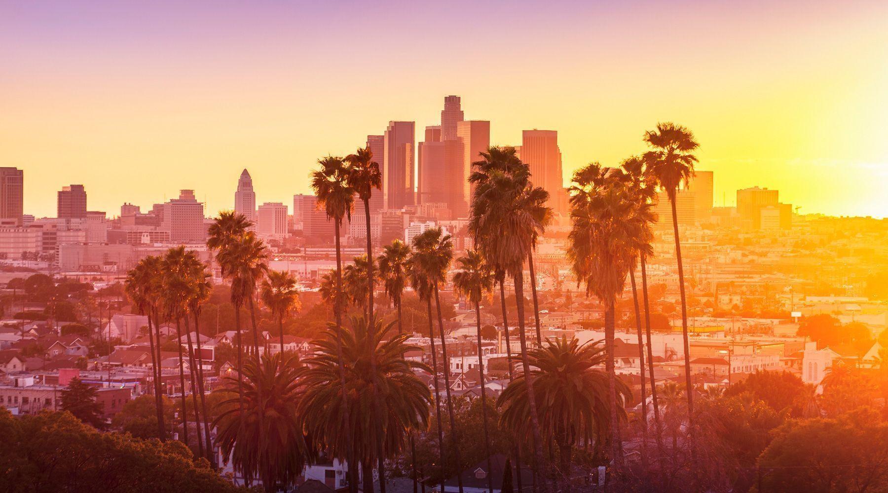 В Лос-Анджелесе развито множество видов промышленности. Фото: azamaraclubcruises.com