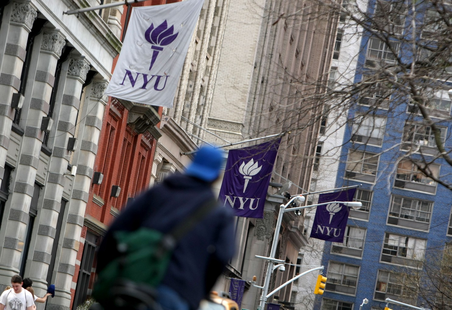 Нью-Йоркский университет. Фото: wp.com