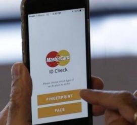 Mastercard выпустила карту со сканером отпечатка пальца