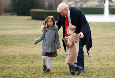 Внучка Трампа спела Си Цзиньпину на китайском