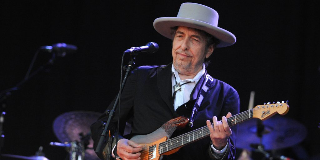 Боб Дилан. Фото styleinsider.com.ua