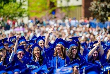Студенты Нью-Йорка смогут учиться бесплатно, если их доход не слишк высокий. Фото: readmedia.com
