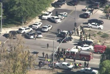 Из-за стрельбы в школе Сан-Бернардино погибло двое людей