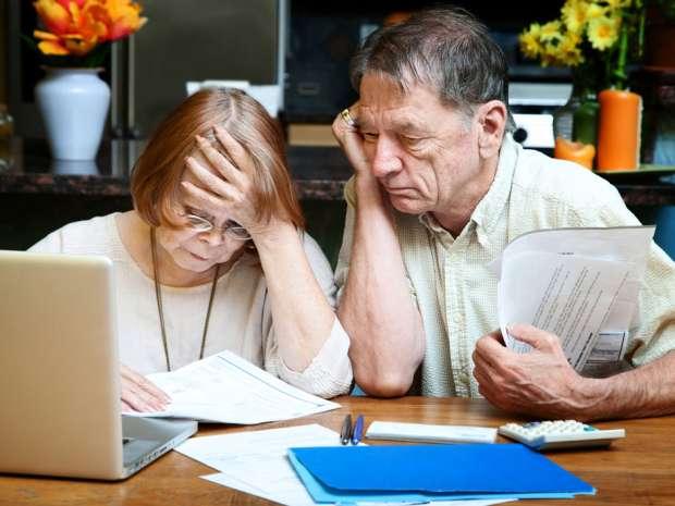 Пенсионерам скоро может не хватить денег на счастливую пенсию. Фото: financialpost.com