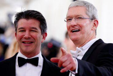 В Apple простили генерального директора Uber и спасли его компанию