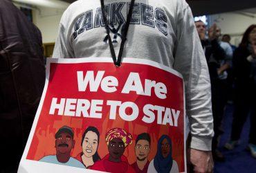 Иммиграционная служба депортировала первого человека с защитой DACA