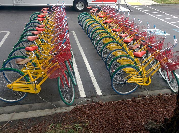 Работа в Google предоставляет немало удобств. Фото: mmr.ua