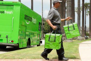 Amazon открывает продуктовые магазины