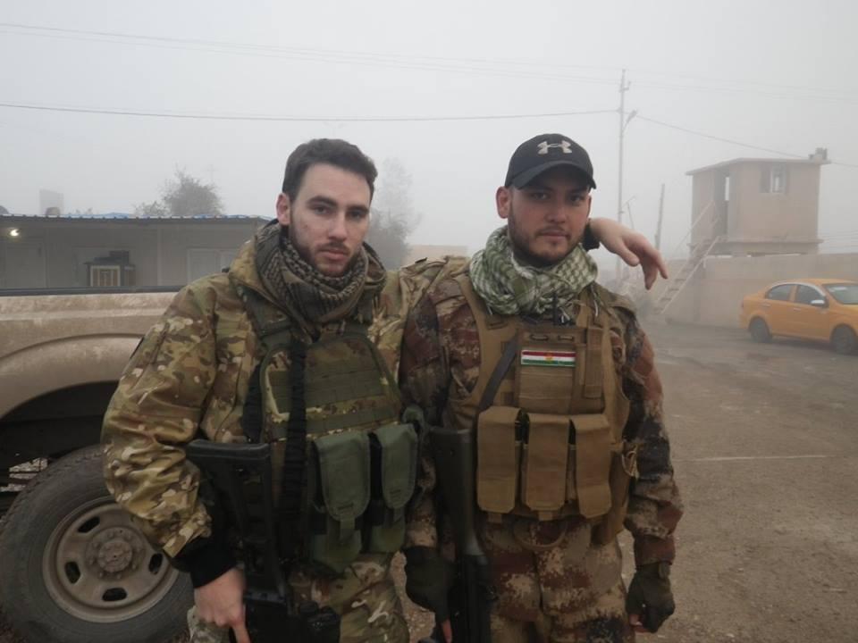 Гийом Кувелье (слева). Фото: stopterror.in.ua