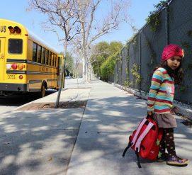 Школы Лос-Анджелеса решили защищать детей от иммиграционной службы
