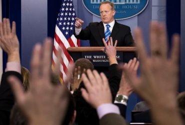 Трамп хочет отменить брифинги для прессы