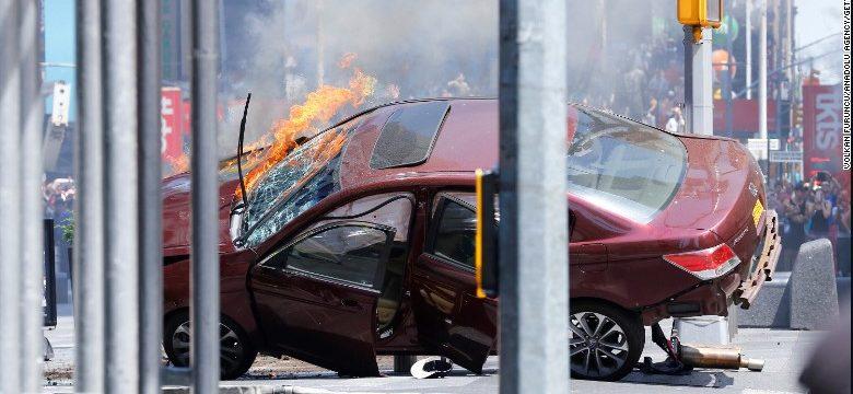 Водителя арестовывали уже не раз. Фото: cnn.com