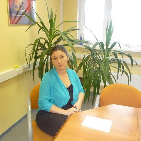 Данна Мамбетова