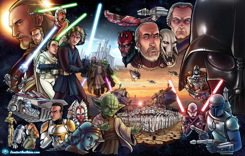 Вселенная фильмов детально продумана. Фото: comicvine.gamespot.com