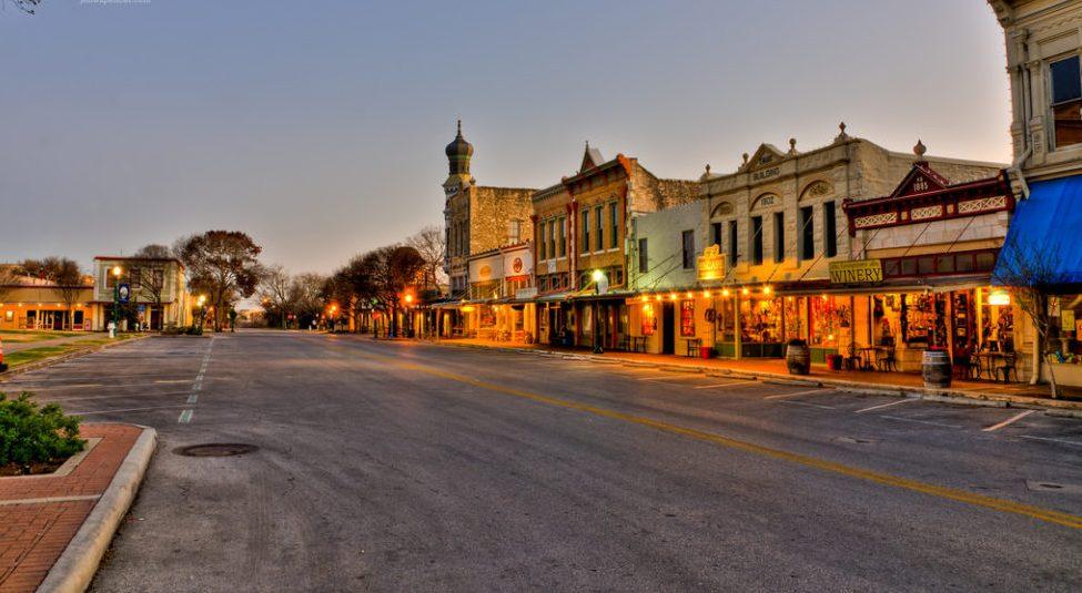 Джорджтаун, Техас. Фото: huffingtonpost.com
