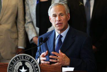 Губернатор Техаса Грег Эббот. Фото: bloomberg.com