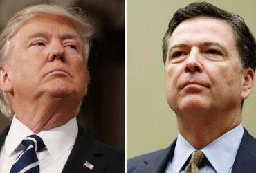 WikiLeaks предложила $100 тысяч за запись разговора Трампа и Коми