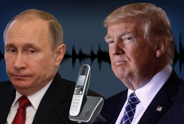 Трамп и Путин договорились о сотрудничестве