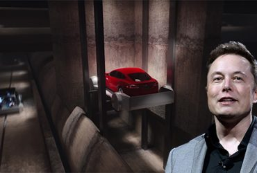 ВИДЕО: Илон Маск показал проект электрического тоннеля под Лос-Анджелесом