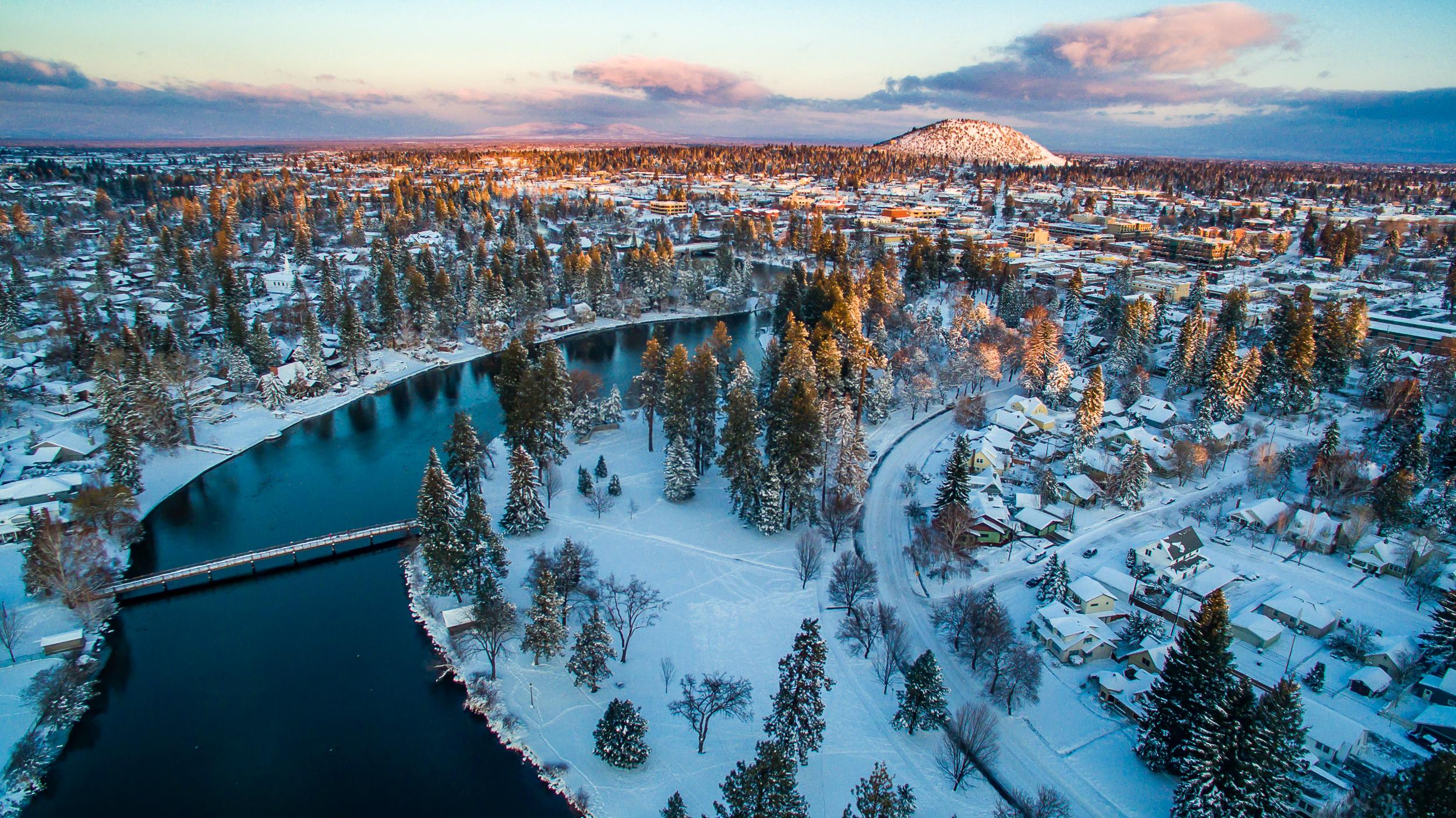 Бенд, Орегон. Фото: snowbrains.com