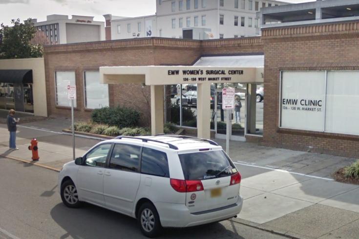 Последняя клиника в Кентуки, в которой можно сделать аборт. Фото: vocativ.com