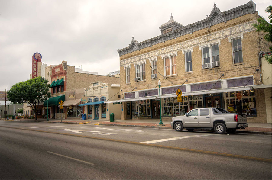 Нью-Браунфельс, Техас. Фото: americanoptioninsurance.com
