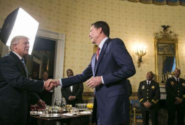NYT узнала, что Трамп на встрече с Лавровым назвал экс-главу ФБР «психом»