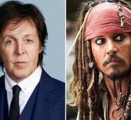 """Пол Маккартни снялся в эпизоде новых """"Пиратов Карибского моря"""""""