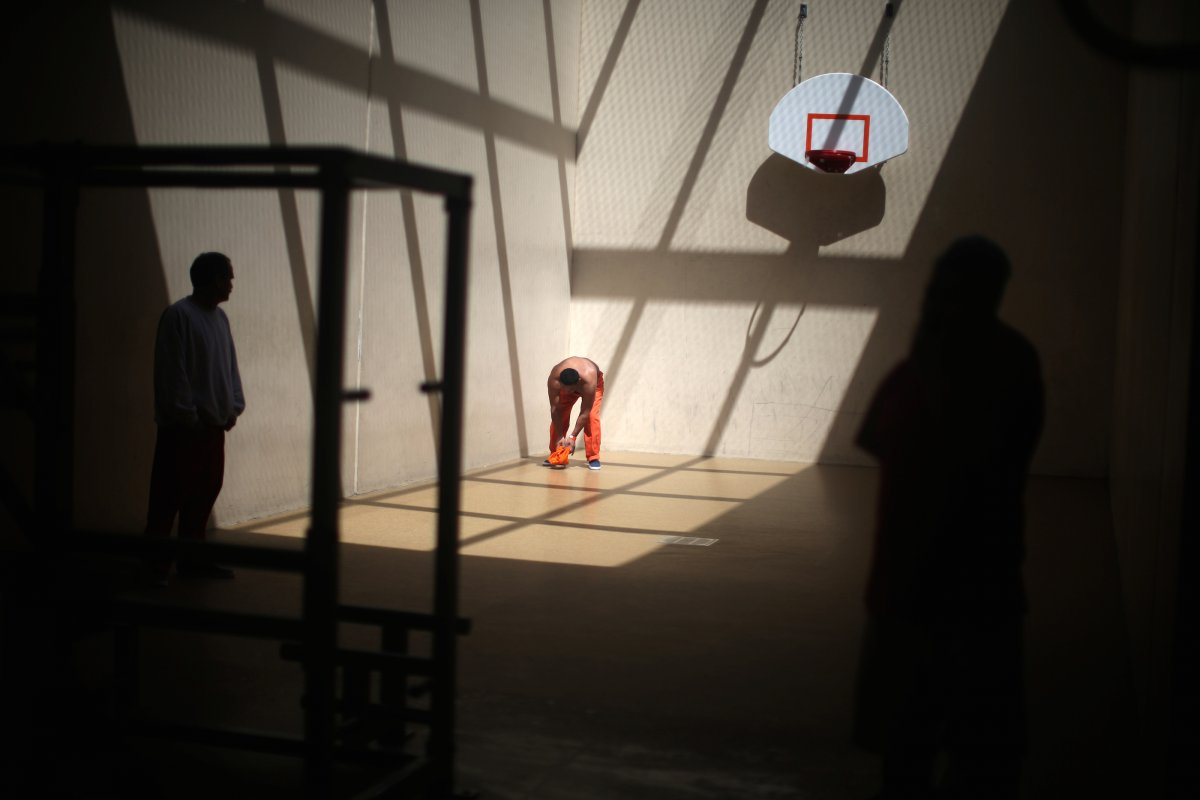 Задержанные часто занимаются спортом. Фото: businessinsider.com
