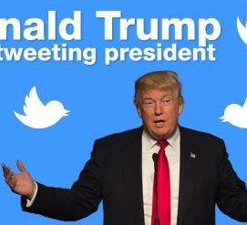 Белый дом может создать комиссию для контроля над твитами Трампа