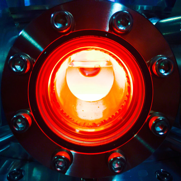 Реактор для изготовления алмазов. Фото: fastcompany.com
