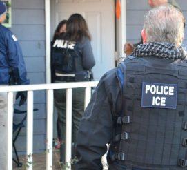 Иммиграционная служба задержала более 40 000 невинных людей за время правления Трампа