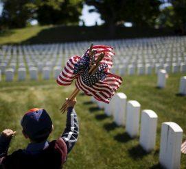 «Счастливого Дня поминовения!»: Почему многие американцы несерьезно относятся к памяти о погибших