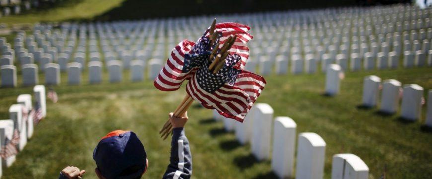Сейчас люди слишком отдалены от военных проблем. Фото: christianpost.com