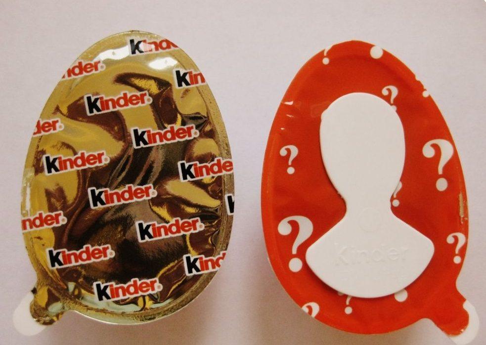 В Kinder Joy игрушка и еда находятся в разных половинках. Фото: irecommend.ru