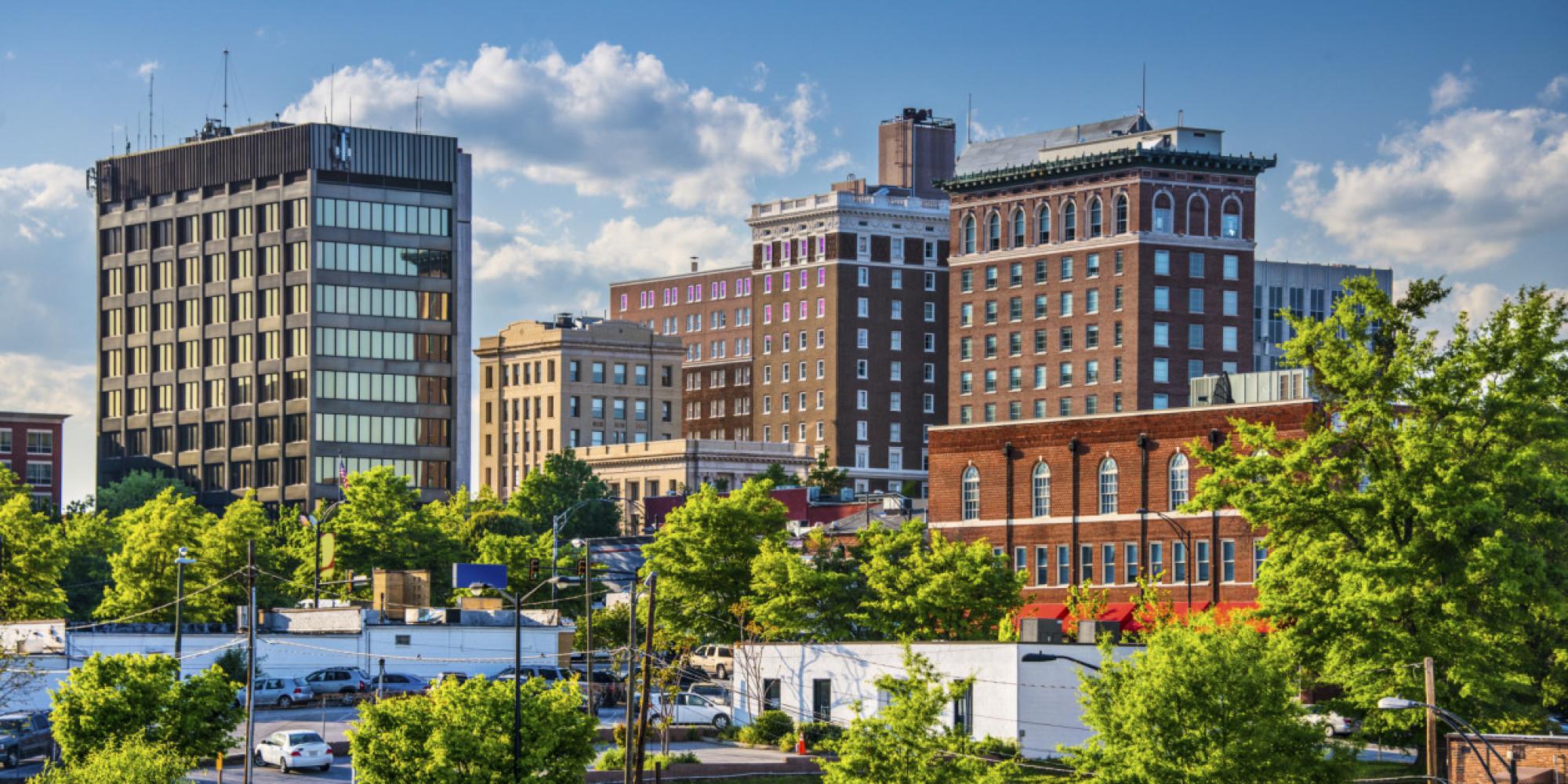 Гринвилл, Южная Каролина. Фото: huffingtonpost.com