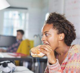 Как питаться на работе с пользой для здоровья